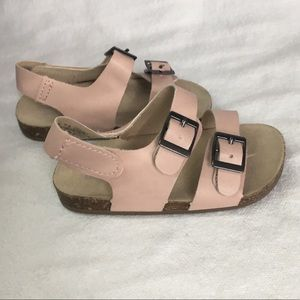 Old Navy infant Birkenstock in pink